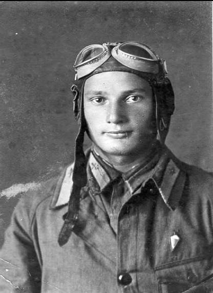 Letec Romanov Michail Jakovlevič